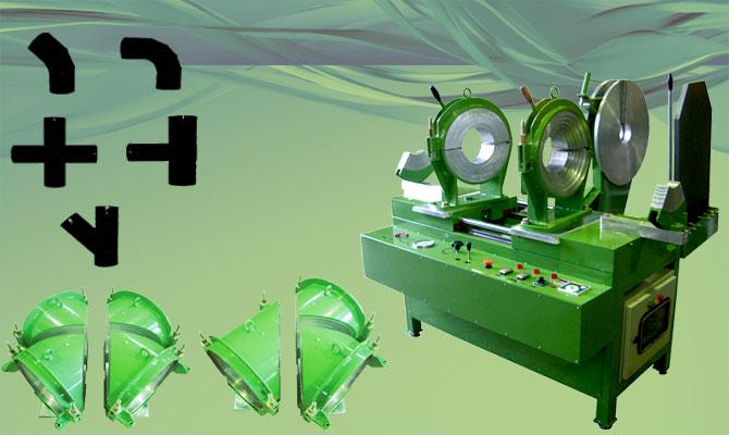 دستگاه جوش پارس فیوژن